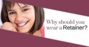 How long should you wear a retainer?